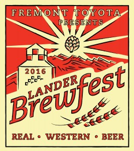 2016 Brewfest logo with border
