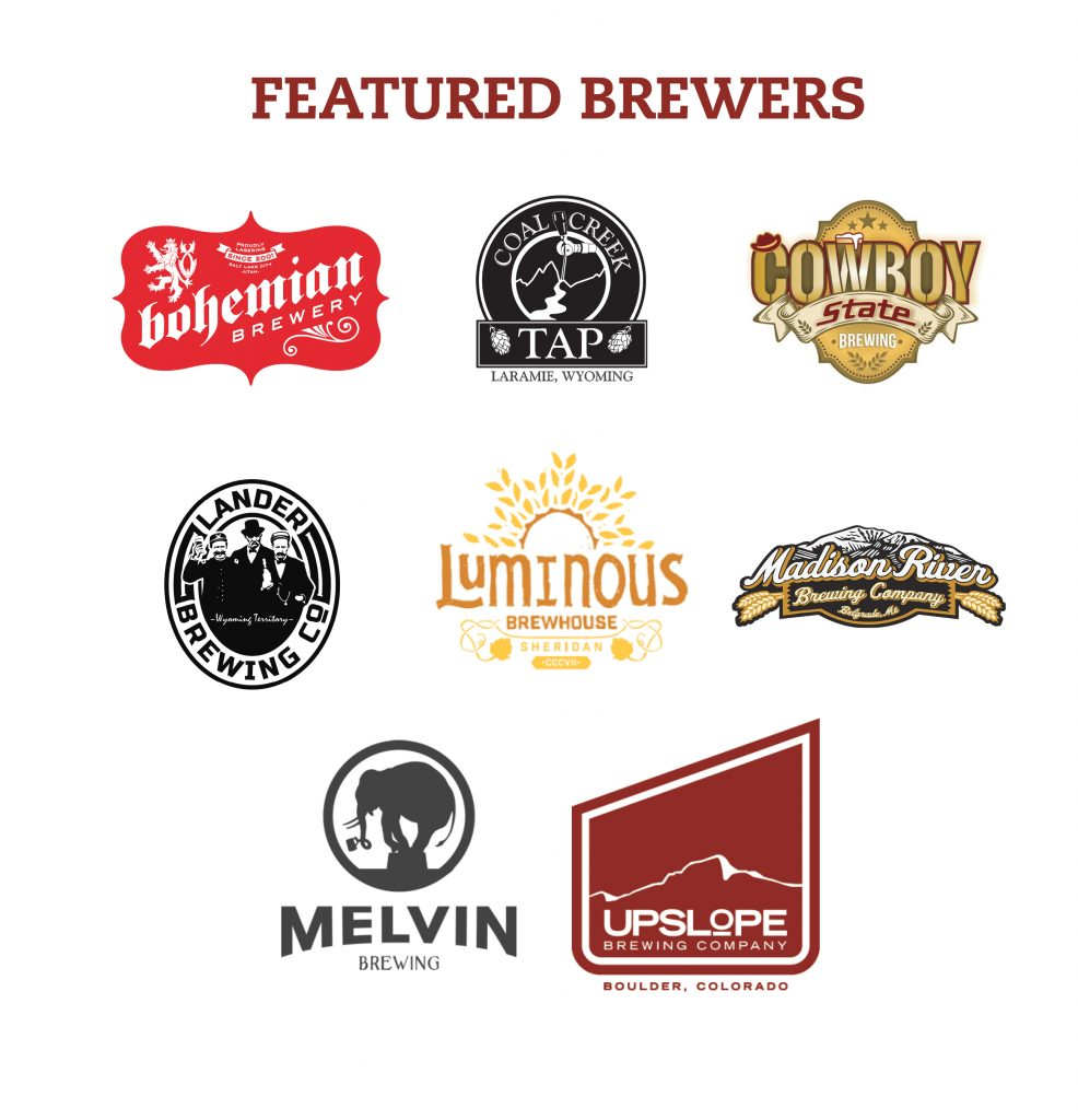 2019 Featured Brewers