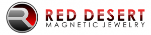 Red Desert Magnetic Jewelry