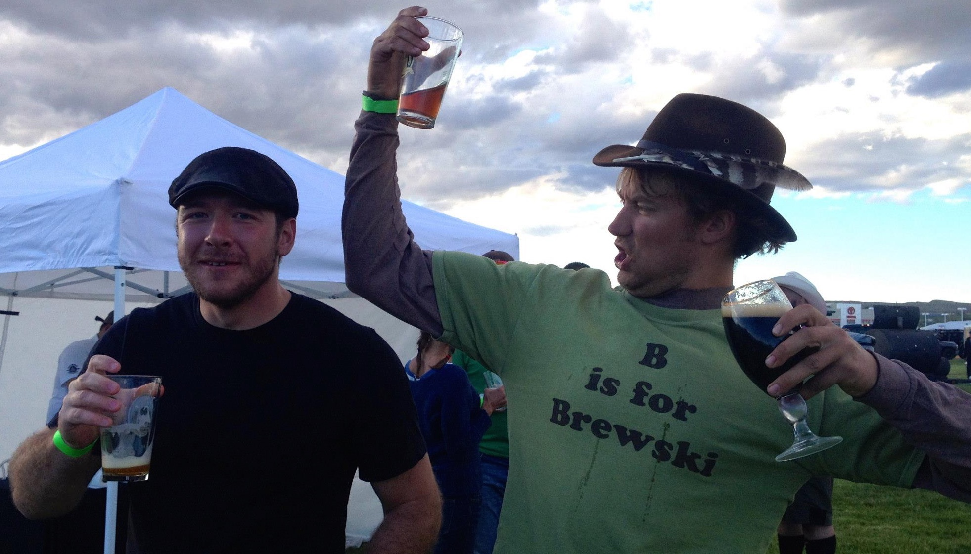 2014 B Is For Brewski Fremont Toyota Lander Brewfest